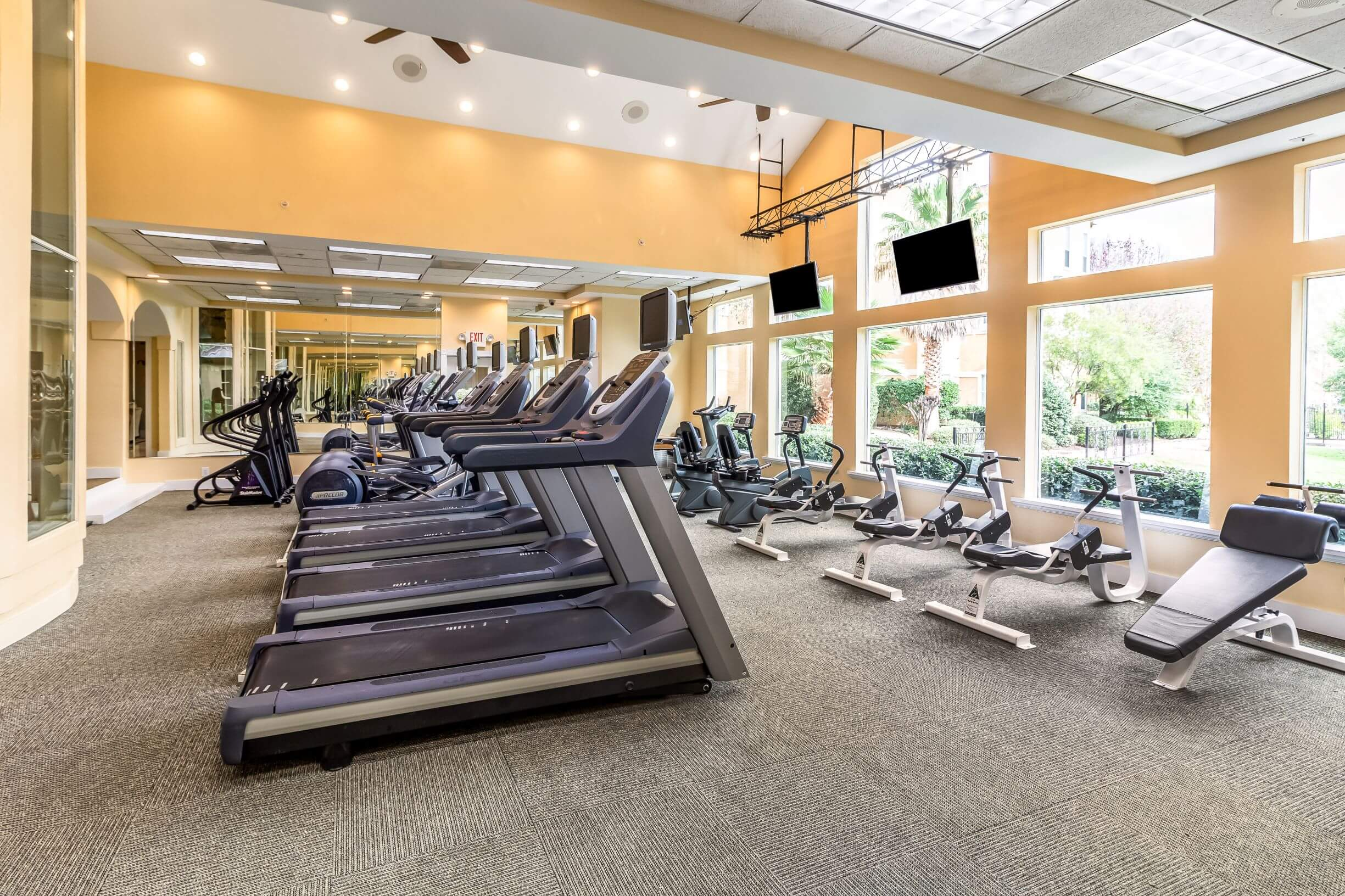 Fitness Center at Nottingham Place